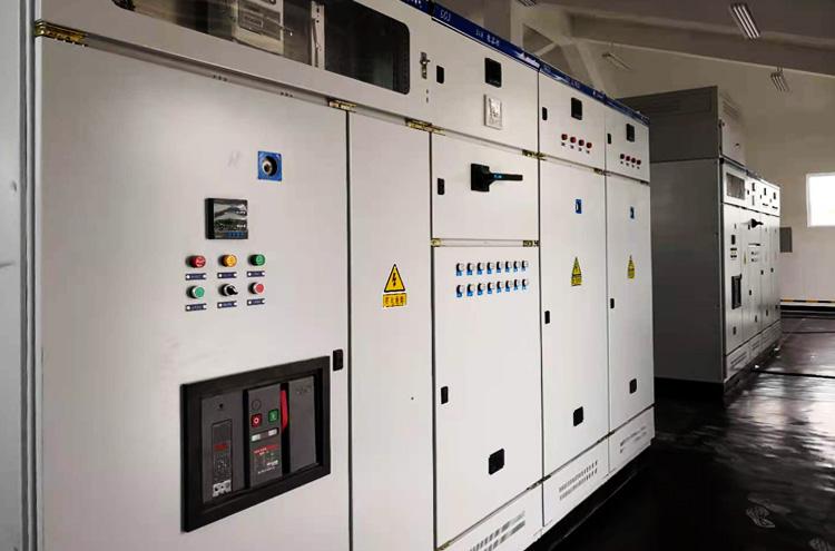 GGD低压电容柜
